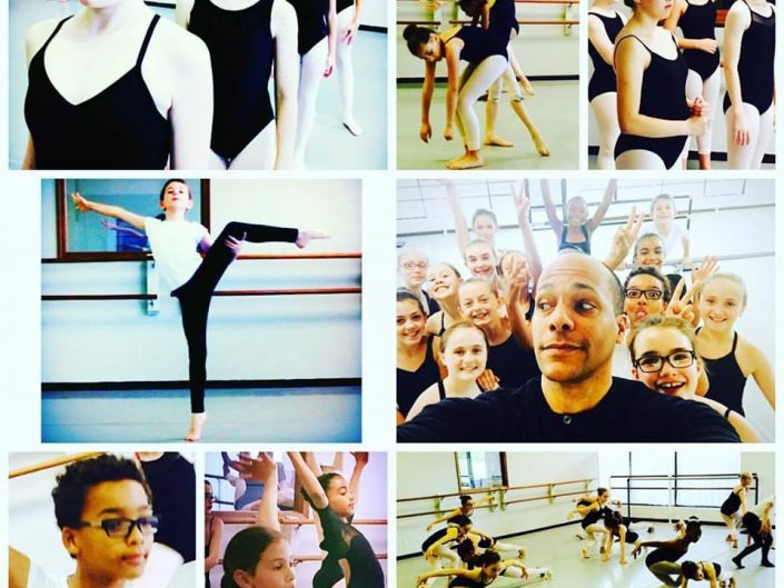 KANSAS CITY BALLET - JUNIOR SUMMER INTENSIVE