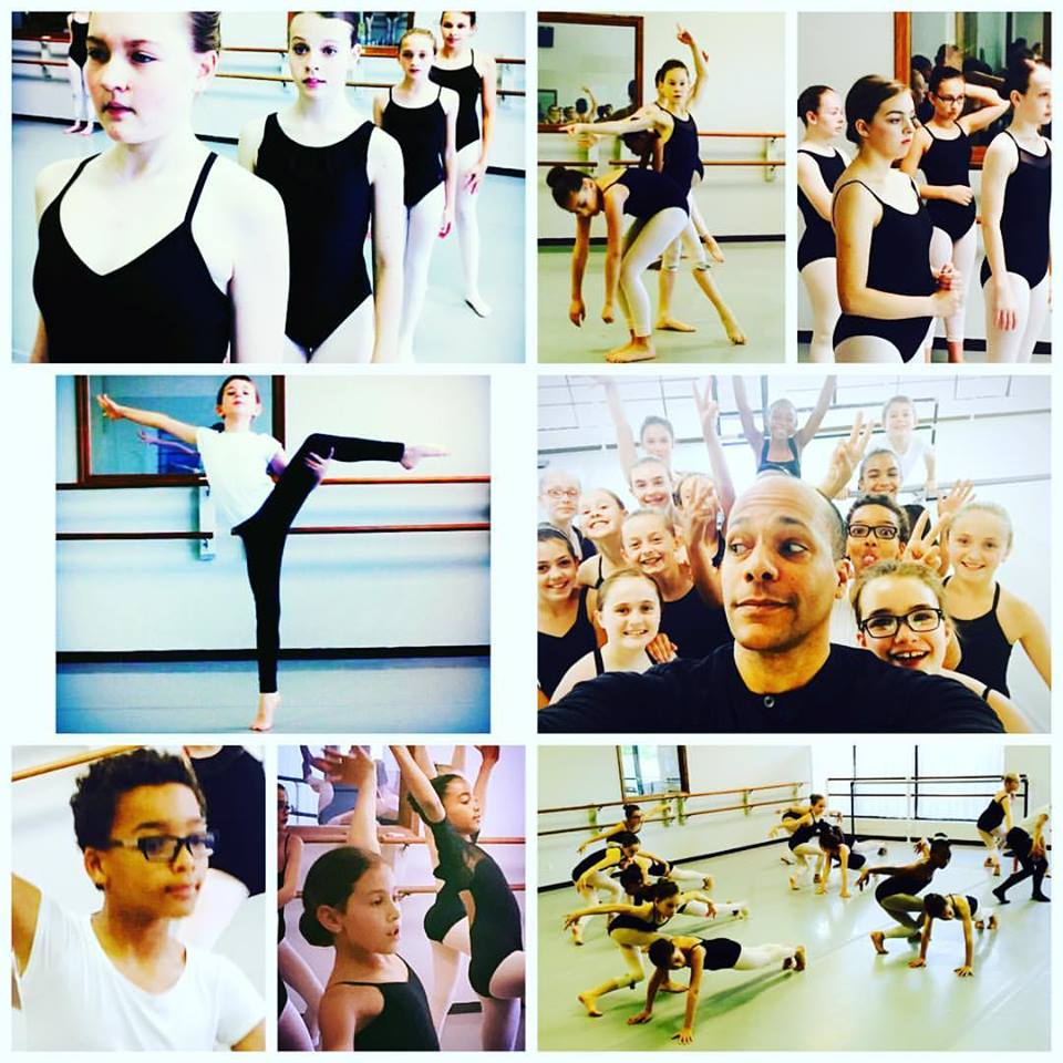 KANSAS CITY BALLET – JUNIOR SUMMER INTENSIVE